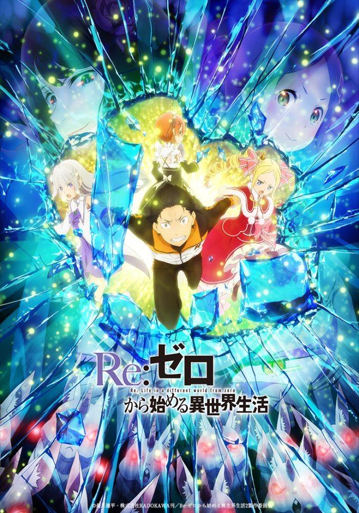 Re:Zero kara Hajimeru Isekai Seikatsu 2nd Season - recenzja anime zima 2021 - rascal.pl