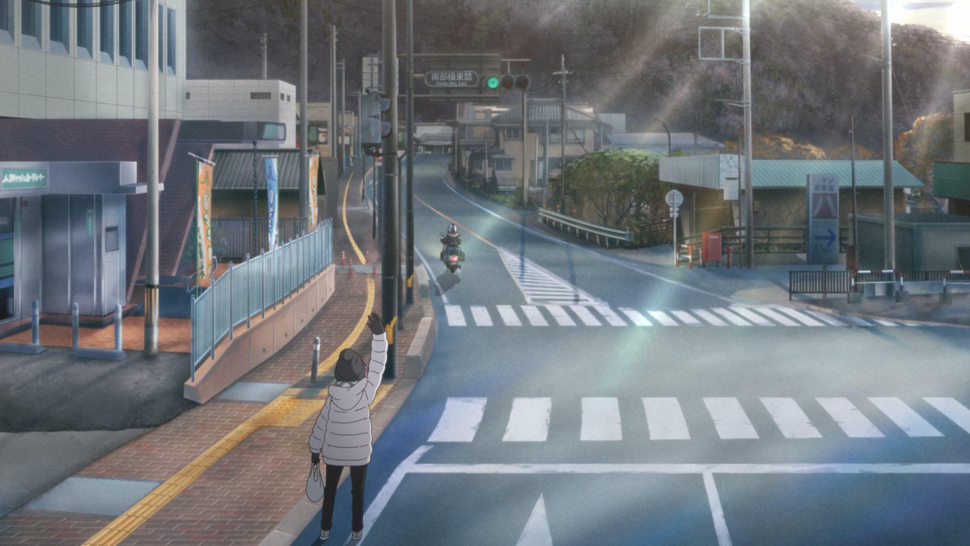 Yuru Camp - recenzja anime zima 2021 - rascal.pl
